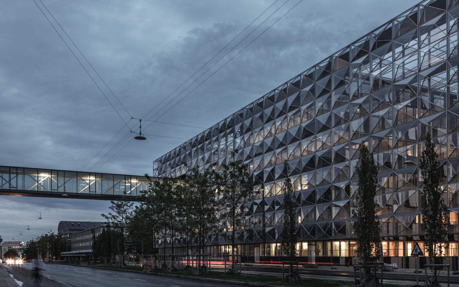 Niels Bohr Building Christensen Amp Co